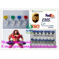 Healthy Muscle Building Growth Hormone Peptides GHRP-6 CAS 87616-84-0 Manufactures