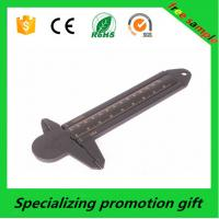 Hot selling top quality promotional eco-friendly plastic vernier calipers for school Manufactures