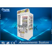 Eco Friendly Key Master Crane Game Machine Attractive Appearance 750*860*1830MM Manufactures