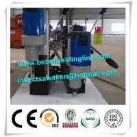 50HZ Magnetic drill machine / 300r / min Threading and Tapping Machine Manufactures