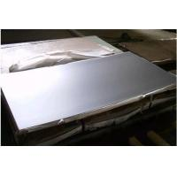 Construction Cold Rolled Steel Sheet , Galvanized Steel Plate 0.3 MM Thickness Manufactures