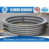 China High Precision Mounting Slew Ring Gears , Magnetic Bearing Wind Turbine on sale