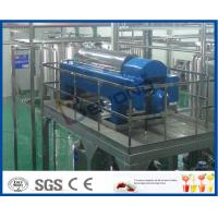 China 5 - 50 T/H Juice Making Machine Apple Processing Line For Apple / Pear Juice on sale