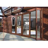 Buy cheap Soundproof Commercial Aluminium Doors , Interior Aluminium Sliding Patio Doors from wholesalers