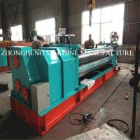 11 Kw Barrel Corrugated Roof Tile Machine , Corrugated Roll Forming Machine Manufactures