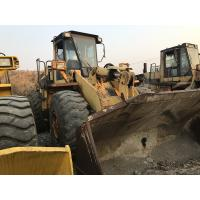 China Original Color Used KOMATSU Loader WA400-1 , Used Wheel Loaders 4cbm Bucket on sale