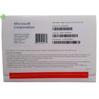 Microsoft Windows 10 Home / Windows 10 Professional OEM 64 bit With Online Activation Guarantee Manufactures