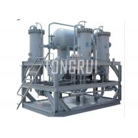 Sinopec Waste Oil Recycling Machine Easy Operate For Light Fuel Oil / Diesel Oil Manufactures