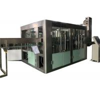 3000bph Glass Bottle Rinsing And Filling Machine , Beer Liquid Filling Machine Manufactures
