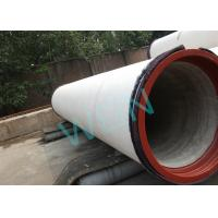 ISO2531 Standard Jacked Pipe Ductile Iron Wear Resistant For Steam Supply Manufactures