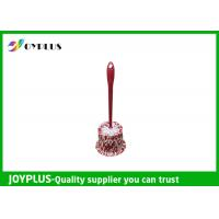 Quality House Cleaning Instruments Bathroom Toilet Brush With Holder Various Style for sale