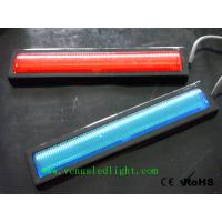 red and blue cob LED Daytime Running DRL Day Light FLASH IGNITION Manufactures