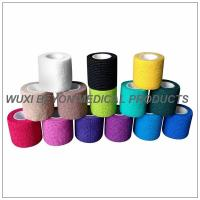 Cohesive Bandage Elastic Premium Quality Hand Tearable For Human Vet And Sports Manufactures