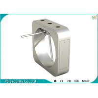 Security Mechanical Tripod Automatic Turnstile for Pedestrian Access Control Manufactures