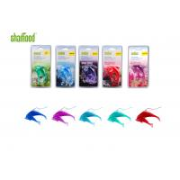 Double Dolphin  Plastic Air Freshener Four Scents Hanging In Carfor Rear - view Mirror Manufactures