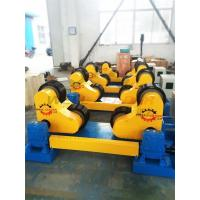 Buy cheap Widen Pu Roller Self Aligned Welding Rotator Schneider Driver Remote Box from wholesalers