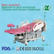 Electrical obstetric table KL-CB.II Manufactures