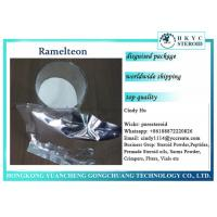 99% Purity Raw Powder 196597-26-9 Ramelteon For Treating Sleep Disorder Manufactures