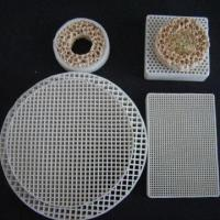 Industrial Honeycomb Ceramic for Filtering Metals, with Long Service Lifespan Manufactures