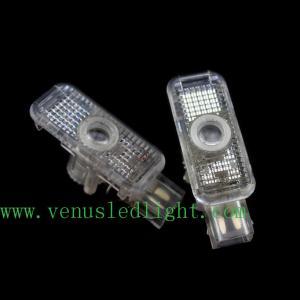 Latest LED Car door laser projector Logo Shadow light for TOYOTA,audi,bmw,honda,huyandai Manufactures