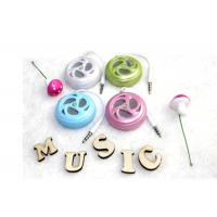 Portable Mini Wireless Cell Phone Speakers , Music Button Speaker With 3.5mm DC Plug Manufactures