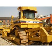 Quality New Paint Second Hand Bulldozers CAT D7R , Used Caterpillar Bulldozer For Sale  for sale