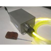 outdoor 5W LED fiber optic lighting kits cable DIA0.75 / 1.0mm for home, hotel, decoration Manufactures