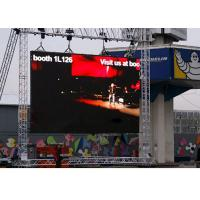 Advertisement Thin Led Video Display Screen Rental Use 6mm Pixel Pitch Manufactures
