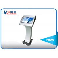 Interactive Multi Purpose Restaurant Ordering Kiosk , Self Checkout Kiosk Manufactures