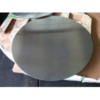 0.4mm to 5mm Mill Finished Aluminium Disc For Kitchen Ware 1050 1060 1100 3003 Bright Surface with DC Material Manufactures