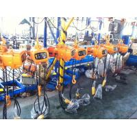 Chinese Model Of 10T 20T 5 Ton Chain Hoist For Industry And Workshop Manufactures