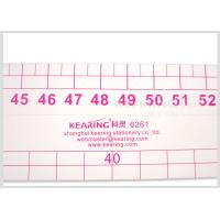 Kearing Plastic 61CM Vary Form Curve Ruler , Flexible french curve ruler pattern making Manufactures