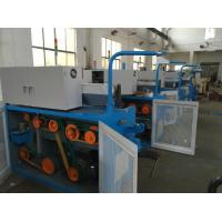 1500mpm Cone Copper Wire Drawing Machine Protective Stop Automatically When Wire Breaks Manufactures