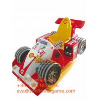 Buy cheap COOL FERRARI RACING CAR KIDDY RIDES VERY LUXURY LOOKING CAR RIDES FOR SALE from wholesalers
