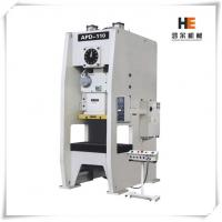 Oxidized Hardening Crank Sheet Metal Press Machine , Mechanical Sheet Metal Fabrication Equipment Manufactures