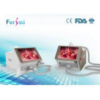 1800w professional champagne 808nm Diode Laser Hair Removal beauty system Manufactures