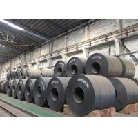 China Carbon Q235 Steel Sheet Coil , Mill / Slit Edge Steel Coil Stock For Construction on sale