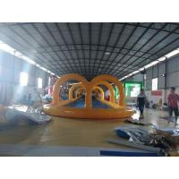 Giant Inflatable Sports Games For Outdoor Adventure / Team Bonding Activity Manufactures