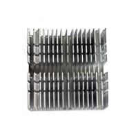 CNC Machining Aluminum Heatsink Extrusion Profiles 6061 T6 / T66 For Trains Machinery Manufactures