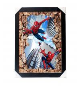 Promotion Custom Lenticular Printing , Personal 5D Lenticular Pictures Manufactures