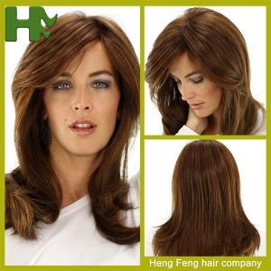 Heat Resistant Fiber Wigs Manufactures