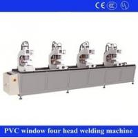 PVC Window Machinery / Four Head Welder Manufactures