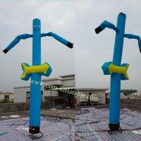 sky dancer blower mini inflatable sky air dancer dancing man Manufactures