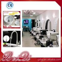 Quality 2017 used round bowls cheap king throne chair spa pedicure for sale faucet for sale