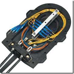 Half Type Fiber Optic Splice Closure (FSC-8272) Manufactures