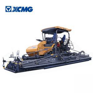 RP403 75KW 12840kg Mini Road Concrete Pavers / Asphalt Paving Machine Manufactures
