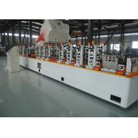 High frequency iron/carbon steel pipe making machine/erw tube mill Manufactures