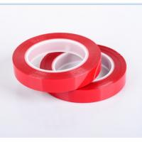 Red Paper Splicing Tape In Variety Of Carriers With Different Adhesive Systems Manufactures