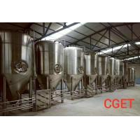 4000L Large Scale Brewing Equipment Professional Beer Making Equipment Manufactures