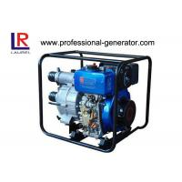 China Well / Farm / Garden use Single cylinder Diesel Engine Water Pump For Irrigation on sale